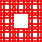Sierpinski Carpet Example (level 5)